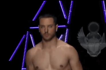 Giuseppe Giofrè modello per Frankie Morello – video