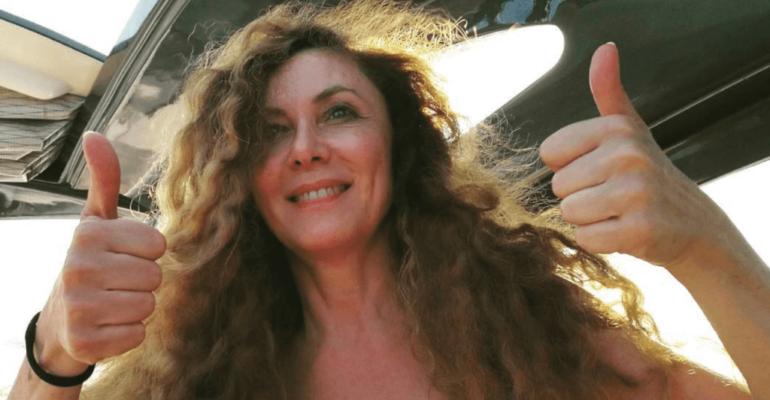 Pechino Express 2018, Eleonora Brigliadori minaccia: 'mi presenterò regolarmente insieme a mio figlio'