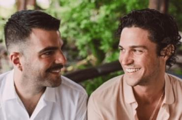 Miles McMillan, nudo Instagram per il fidanzato di Zachary Quinto – foto
