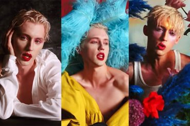 Bloom,  Troye Sivan abbraccia la propria femminilità nel nuovo video