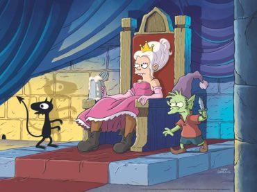 Disincanto, primo trailer per la nuova serie animata di Matt Groening