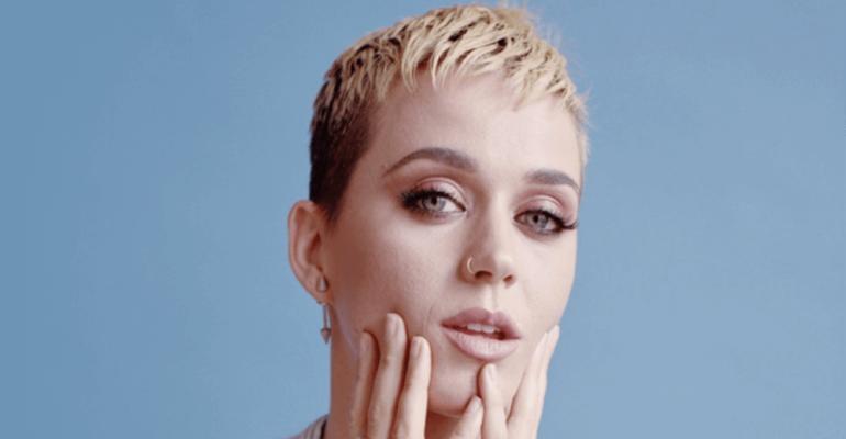 Katy Perry come Lady Gaga e Rihanna: 'voglio fare cinema'