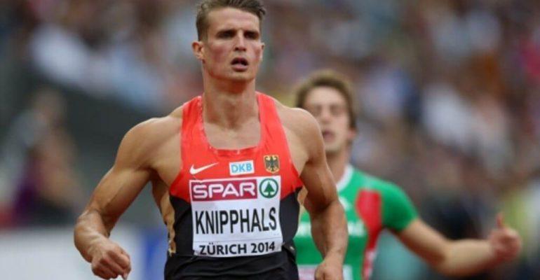 Sven Knipphals, l'ipnotico pacco del velocista tedesco – la gif