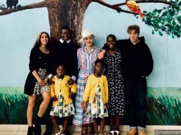 Madonna in Malawi per festeggiare un anno di vita del 'suo' ospedale – foto