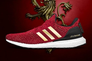 Adidas, arrivano le scarpe di GAME OF THRONES