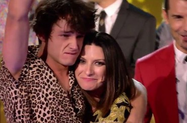 Laura Pausini vince X-Factor Spagna con Pol Granch