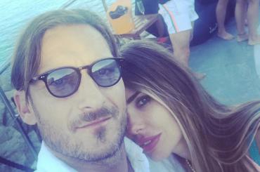 Francesco Totti, è pacco social – foto