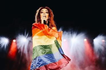 Madrid Pride 2018, tutti pazzi per Eleni Foureira – il video
