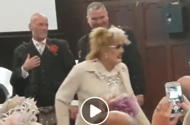 Matrimonio gay con interruzione drag, il video è virale