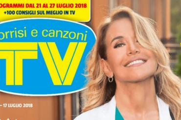 Barbara D'Urso è la Dottoressa Giò sulla cover di Tv Sorrisi: 'ho cancellato le ferie per girare la nuova stagione'