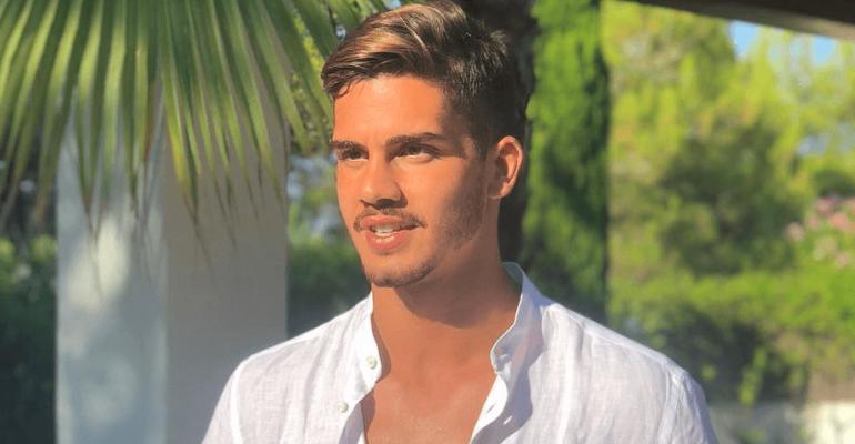 André Silva, sarà pure una fregatura ma quanto è bono – le nuove foto social