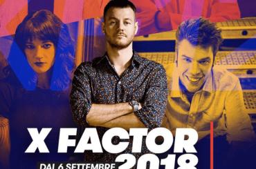 X Factor 2018 in onda dal 6 settembre (con una novità)