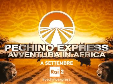 Pexhino Express Avventura in Africa, riprese terminate – il primo spot Rai