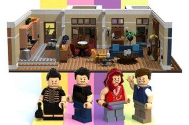 Will and Grace finalmente in versione LEGO