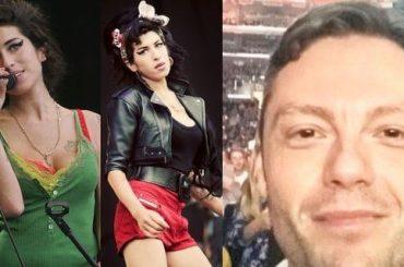 Tiziano Ferro ricorda Amy Winehouse: 'come te nessuno mai'