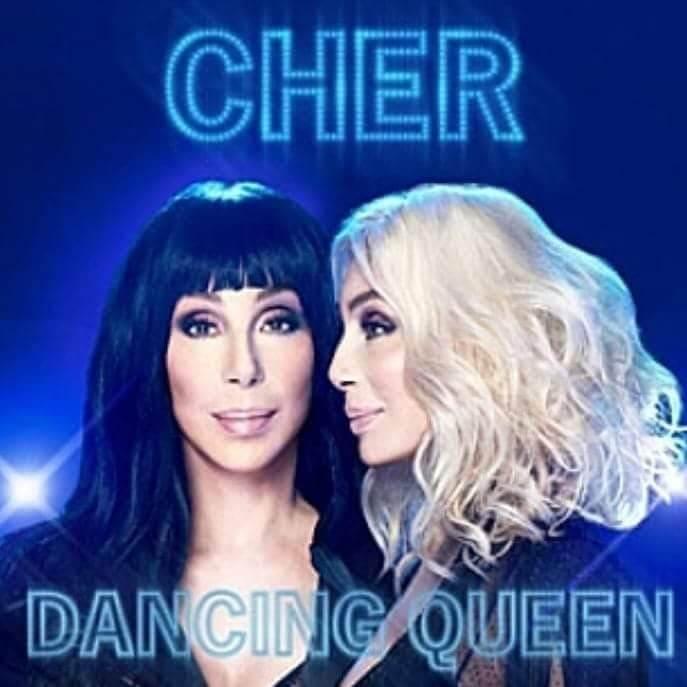 cher dancing queen
