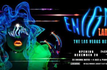 Lady Gaga a Las Vegas, lo spot ufficiale