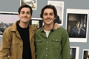 Jack e Finn Harries, i due celebri youtuber inglesi nudi su Instagram – foto