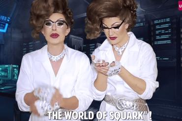 IL MONDO DI SQUARK, le Karma B ci raccontano le origini delle DRAG QUEEN – il video