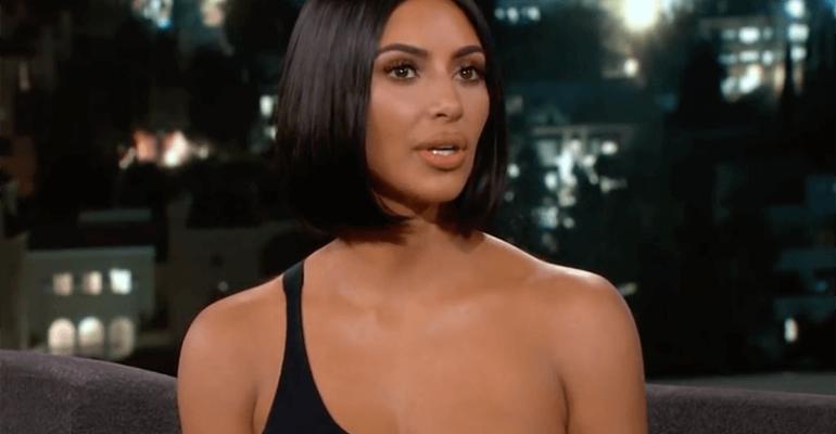 Kim Kardashian, 'non sono omofoba, i miei migliori amici sono gay'