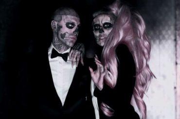 Rick Genest: si è suicidato Zombie Boy, modello tatuato di Born This Way
