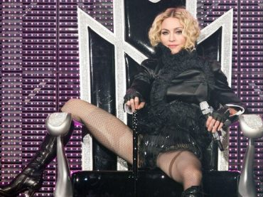 """Dexter Fletcher vuole girare un biopic su Madonna: """"sarebbe straordinario"""""""