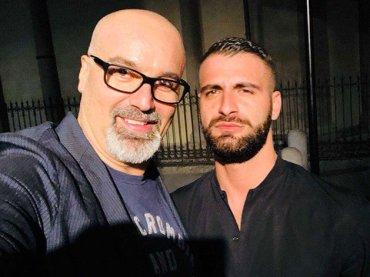 Giovanni Ciacci sposa Damiano Allotta (com Malgioglio testimone)?