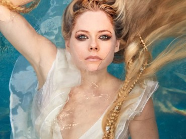 Head Above Water, la cover del ritorno di Avril Lavigne
