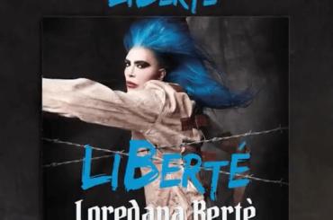 Libertè, la cover del nuovo disco di Loredana Bertè