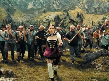 MAD HEIDI, il trailer del geniale film splatter con Heidi folle vendicativa