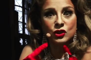 Antonella Elia show a Tale e Quale, la meravigliosa figura di mer*a prima della diretta – video