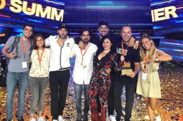 Wind Summer Festival 2018, vince 'Amore e capoeira'