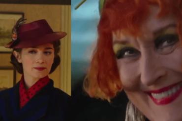 Mary Poppins Returns, poster e trailer ufficiale del sequel con Emily Blunt e Meryl Streep
