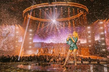 Golden Tour di Kylie Minogue, setlist e i video dalla prima tappa di Newcastle