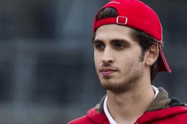 Antonio Giovinazzi, un pilota italiano torna in Formula Uno – la foto social in costume