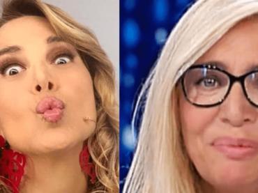 Barbara D'Urso vs. Mara Venier, è guerra: 'le volevo bene ma mette like Instagram ai miei odiatori'