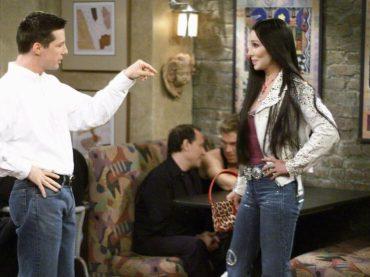 Will and Grace, Cher aspetta una chiamata per tornare sul set!
