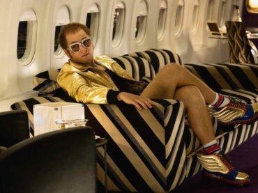 Rocketman, Taron Egerton è Elton John: ecco la prima immagine ufficiale