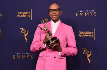 RuPaul vince il suo 3° EMMY – video