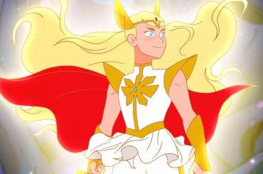 SHE-RA, il primo trailer del cartoon Netflix sulla sorella di He-Man