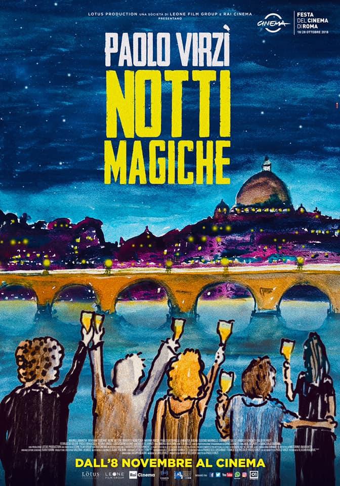 Notti Magiche di Paolo Virzì