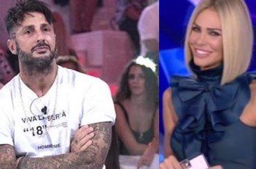 Ilary Blasi nega 'accordi' con Fabrizio Corona: 'non mi presto alle pagliacciate'