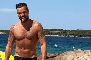 Ricky Martin, dopo Amici un one-man-show in Italia: al suo fianco un'attrice italiana