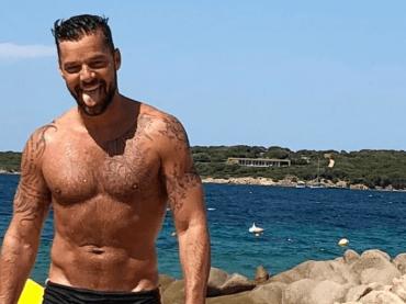 Ricky Martin coach ad Amici 18, le prime foto dalle prove ufficiali