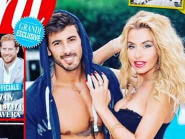 Valeria Marini e Ivan Gonzales stanno insieme: 'vivo il periodo più bello della mia vita grazie a lui'