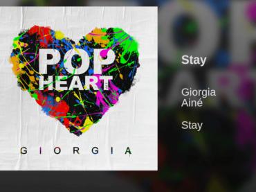 Giorgia canta Stay  di Rihanna feat. Ainé – AUDIO