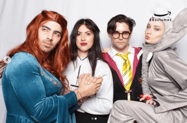 Joe Jonas è Sansa Stark (ovvero la fidanzata Sophie Turner) per Halloween, la foto
