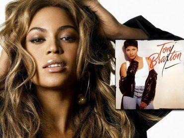 Beyoncé omaggia Toni Braxton ricreando la cover del suo primo disco – le foto