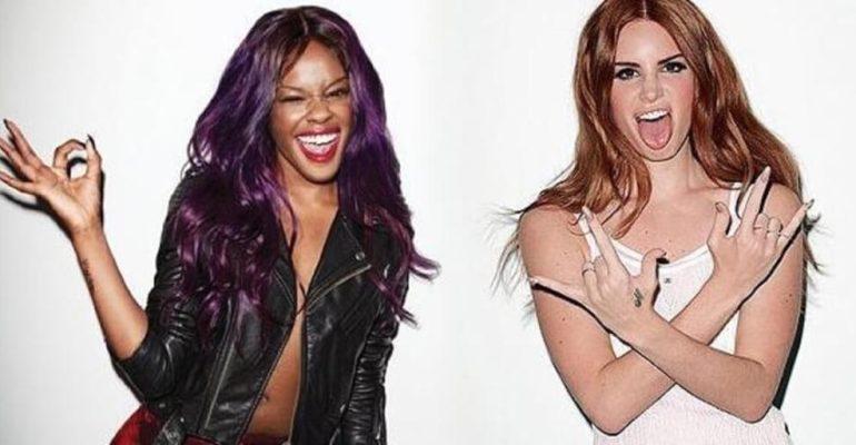 Lana Del Rey vs. Azealia Banks, 'vieni a casa mia che ti gonfio di botte'