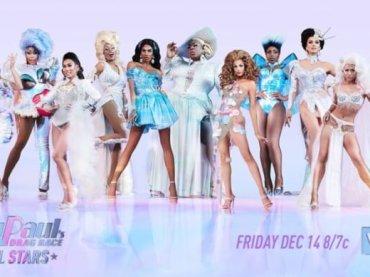 RuPaul's Drag Race All Stars 4, il meraviglioso spot natalizio – video